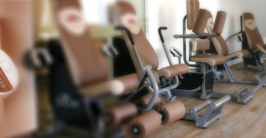 Krankengymnastik – Kaarst – Gerätetraining
